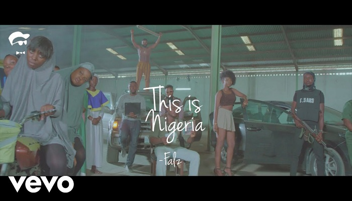 Falz - This is Nigeria Mp3 Download [Throwback]