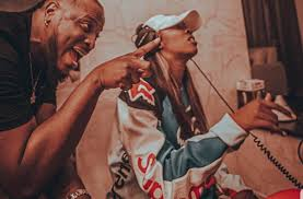 Just In! Peruzzi and Tiwa Savage Just recorded a Jam