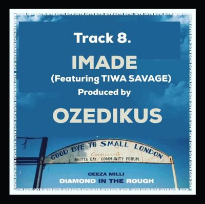 Ceeza Milli - Imade Ft. Tiwa Savage Mp3 Download