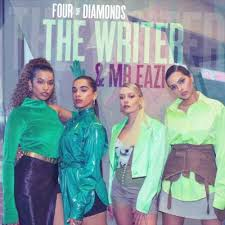 Four Of Diamonds – The Writer ft. Mr. Eazi