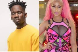 Mr Eazi ft. Nicki Minaj (Prod. Major Lazer) Snippet