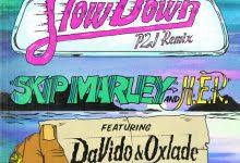 Skip Marley – Slow Down (Remix) ft. H.E.R., Davido, Oxlade