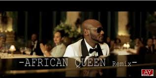 Tuface Idibia – African Queen