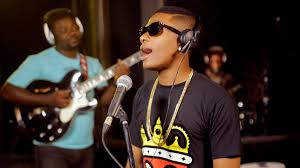 "Wizkid ""Joy No Woman No Cry"" (Bob Marley Cover)"