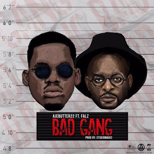 Ajebutter22 – Bad Gang Ft. Falz