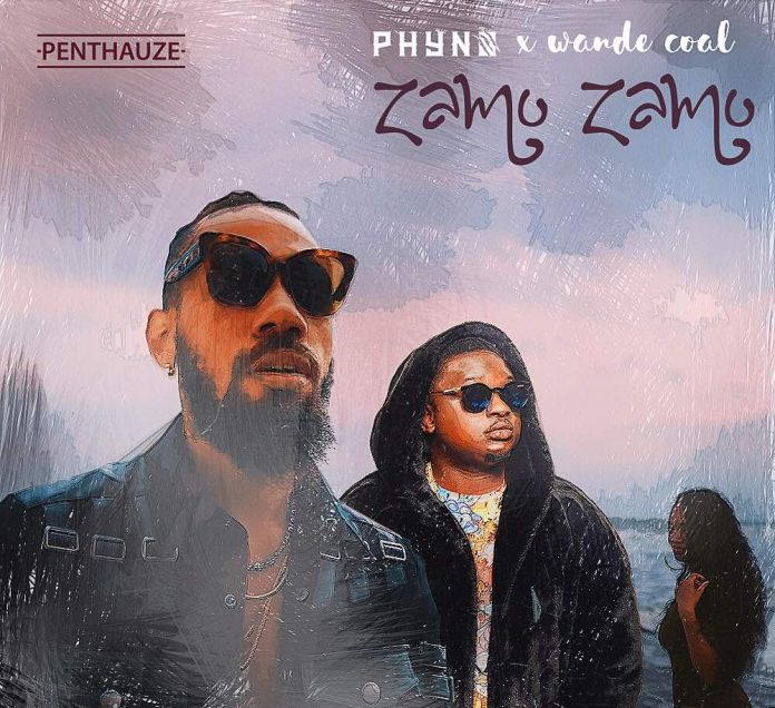 Download Now! Phyno – Zamo Zamo ft. Wande Coal