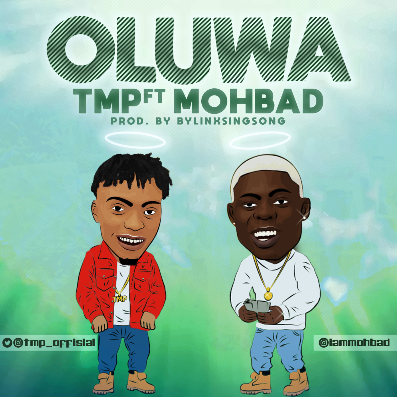 TMP – Oluwa Ft. MOHBAD