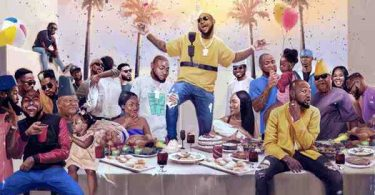 Davido – Green Light Riddim
