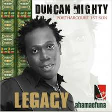 Duncan Mighty – Ahamefuna
