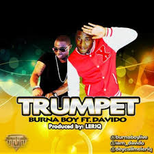 Burna Boy – Trumpet ft. Davido