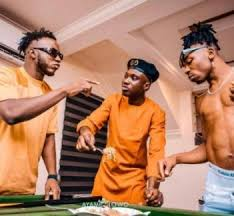 DJ Kaywise – WTOD (What Type Of Dance) ft. Mayorkun, Zlatan & Naira Marley