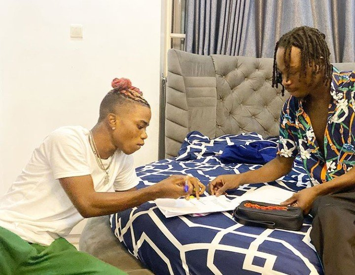 Ex YBNL Act Lyta Signed into Marlian Music