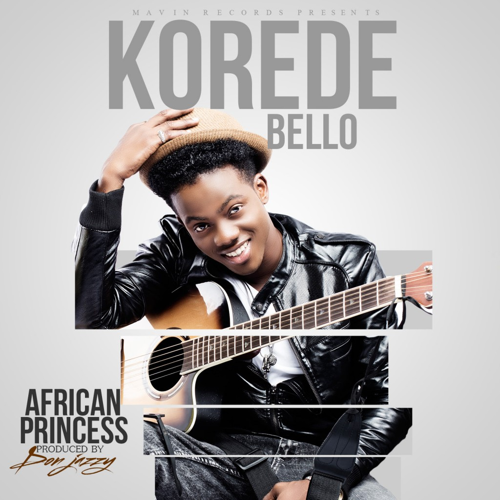 Korede Bello – African Princess