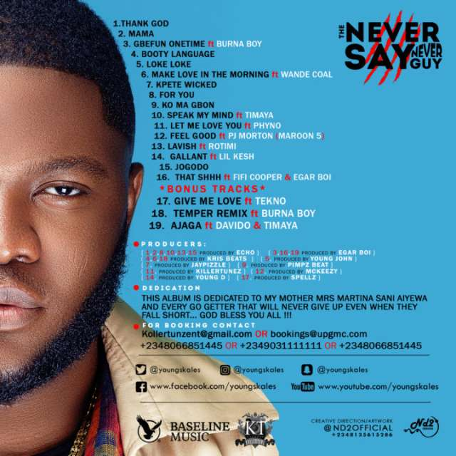 Skales – Gallant ft Lil Kesh