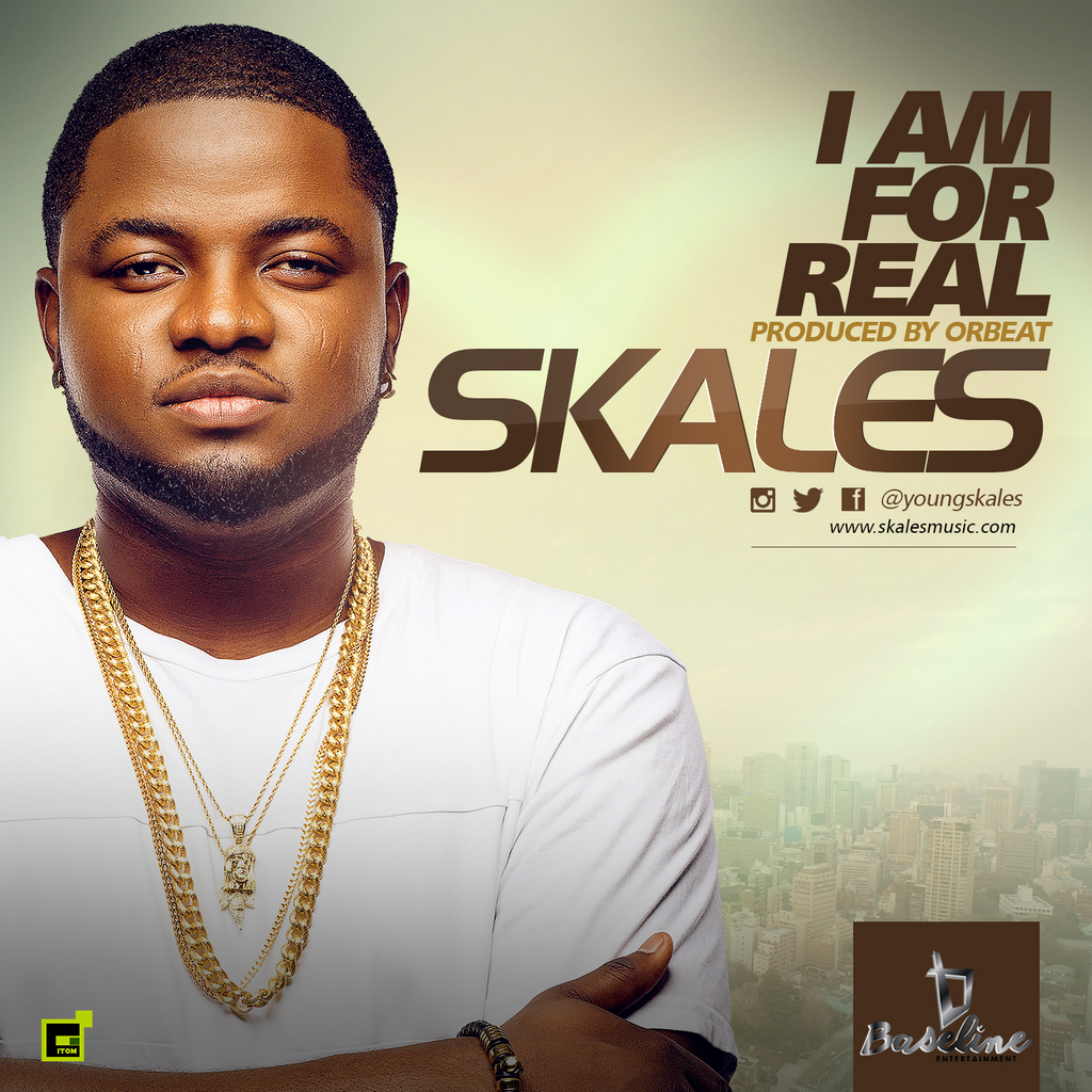 Skales – I Am For Real