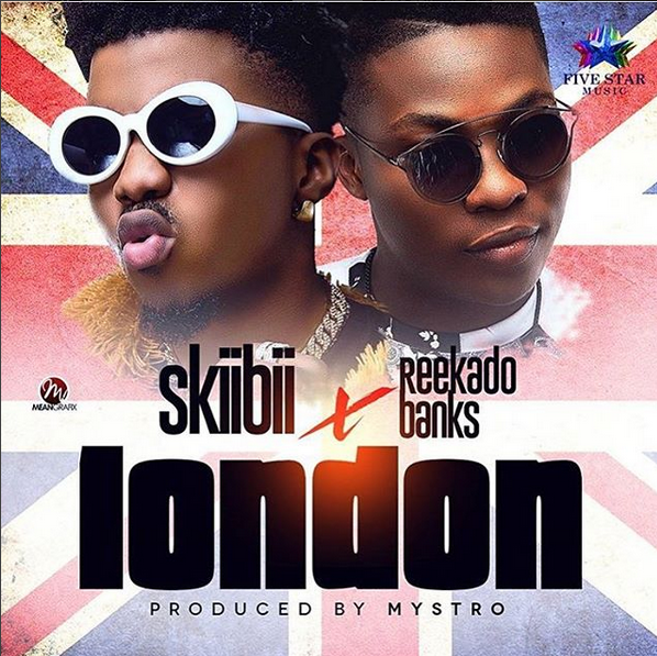 SkiiBii – London ft. Reekado Banks