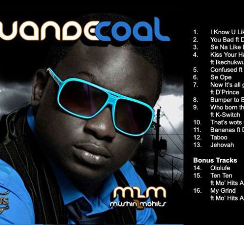 Wande Coal – Kiss Your Hands ft. R2bees