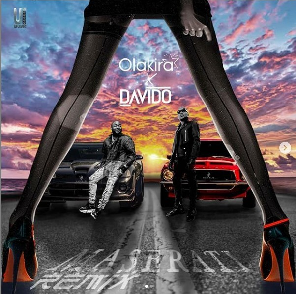 Olakira – In My Maserati (Remix) ft. Davido