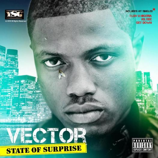 Vector – Get Down ft. Tuface Idibia
