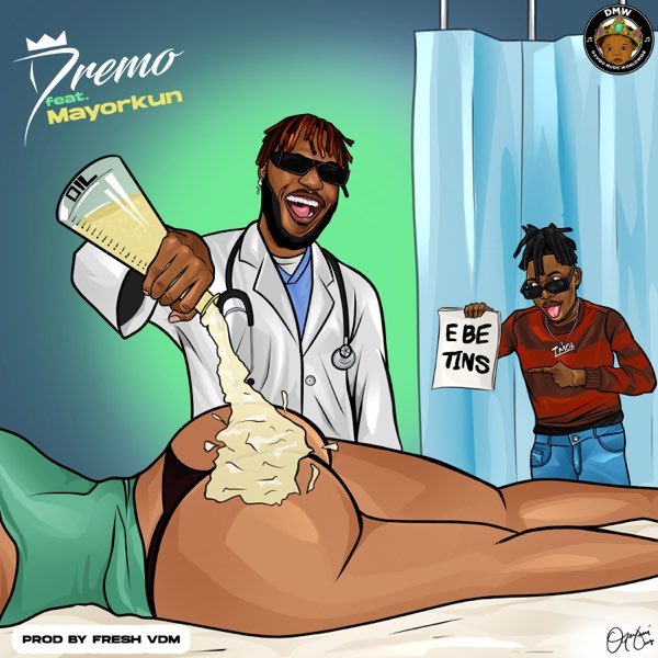 Dremo – E Be Tins ft. Mayorkun