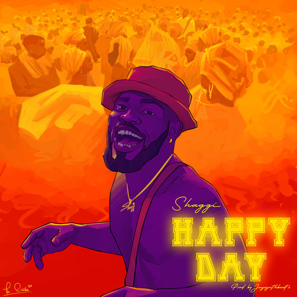 Broda Shaggi – Happy Day