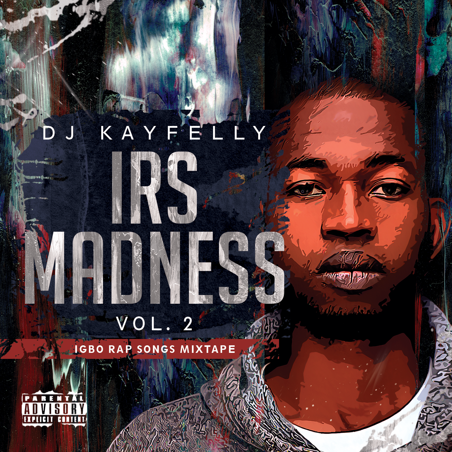 DJ Kayfelly - IRS Madness (Vol. 2)