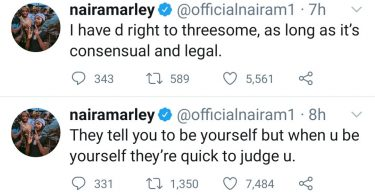 Naira Marley responds after being called out for his sexual fantasy